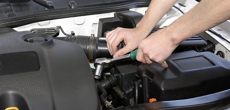 تامین و تعویض قطعات خودرو