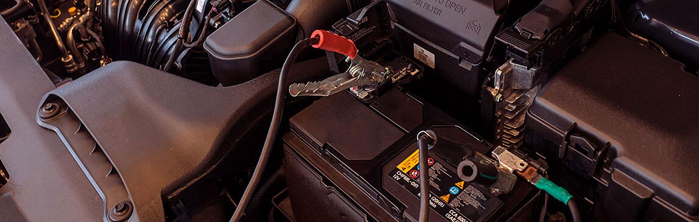 نحوه اتصال درست کابل باتری به باتری