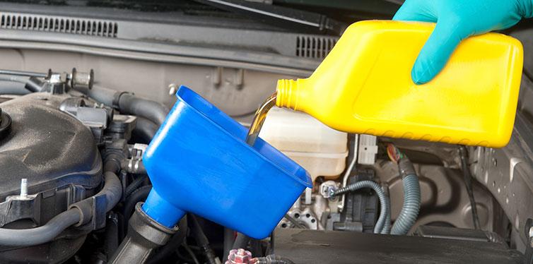 خودروی من به چه مقدار روغن احتیاج دارد؟
