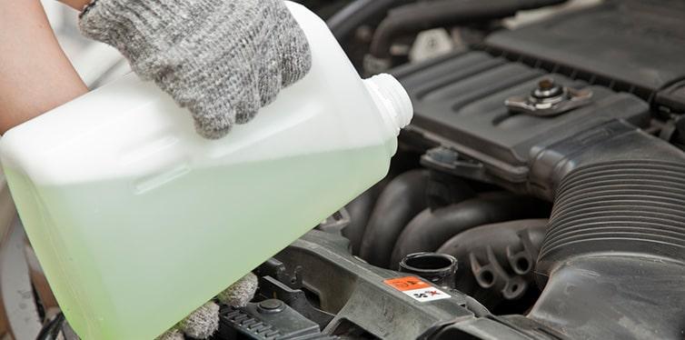 داغ شدن بیش از حد موتور خودرو