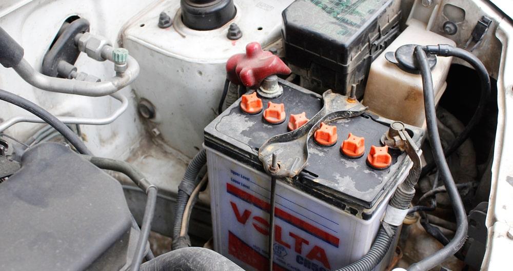 جلوگیری از خرابی باتری اتومبیل